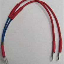 Dodge Grid Heater Relay Wire for dual relays w/fuse link - SAME lengths