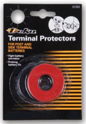 terminal protector washers