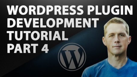 WordPress Tutorial Plugin Part 4 - Adding data to the database